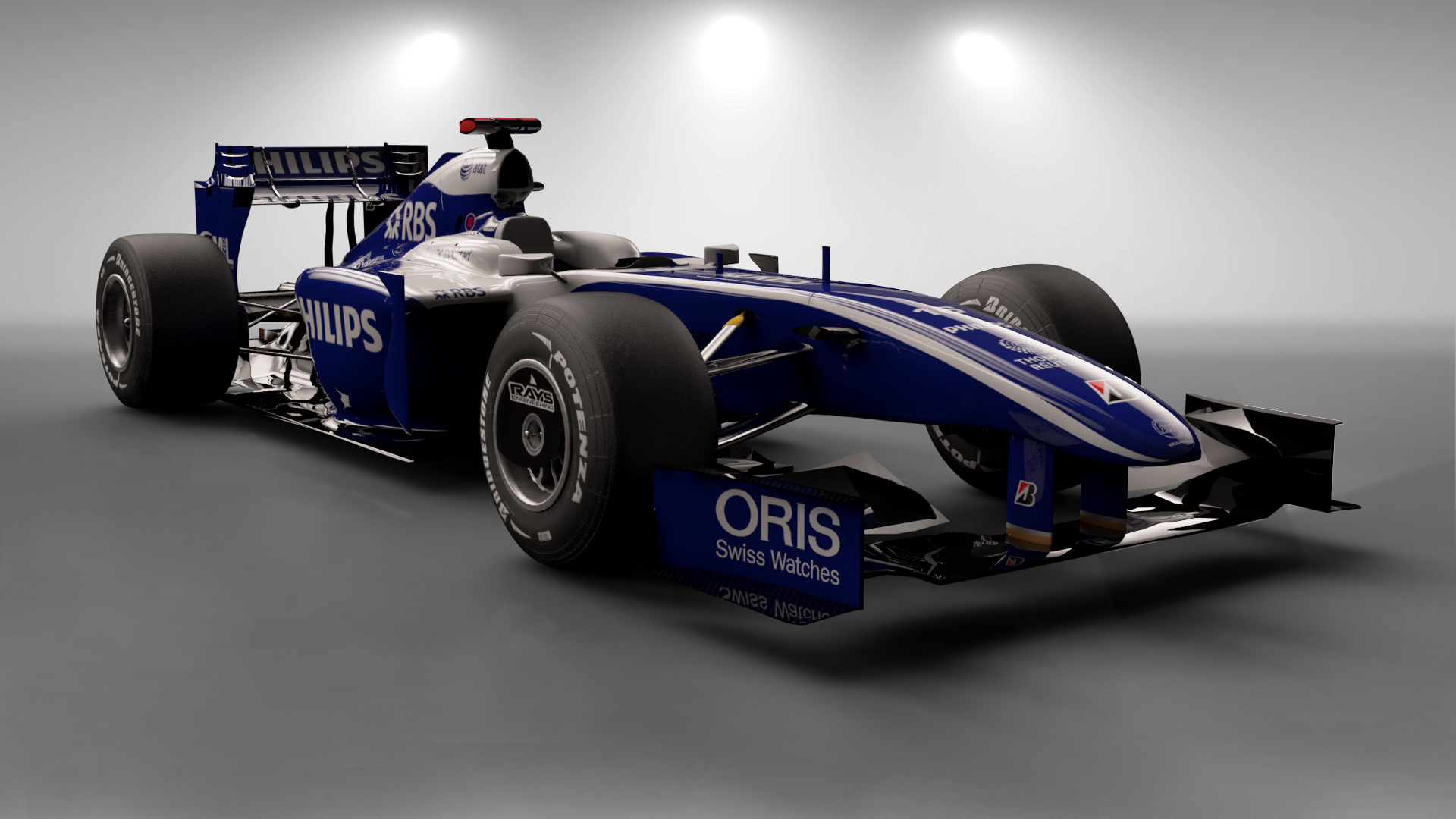 (2009) Williams FW31