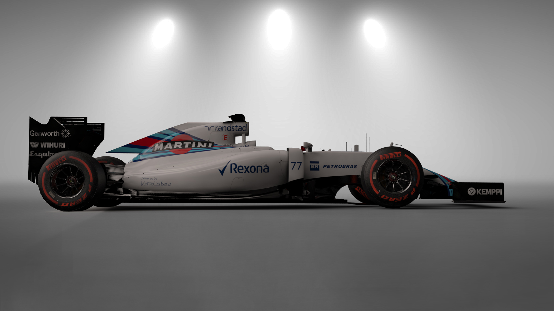 (2015) Williams FW37